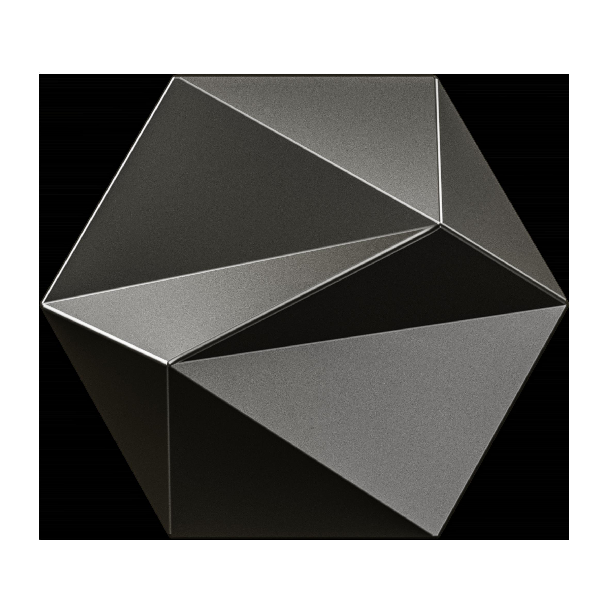 3D Wanddesign Zeta