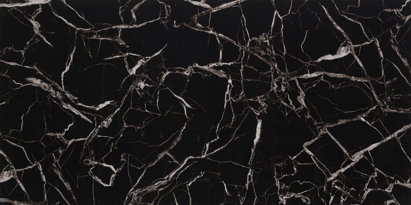 Wandpaneel/Wandfliese Dekoline Black White