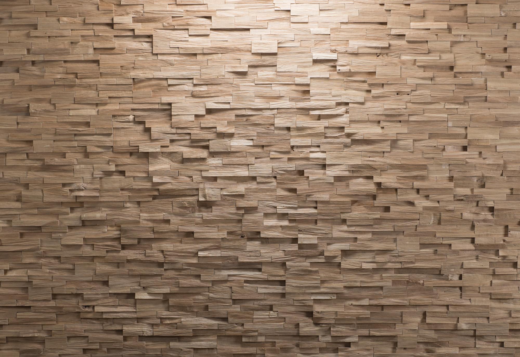 Holz-Paneel Dejavu